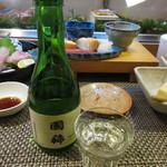63739221 - 佳撰 国稀 冷酒 900円(税別) (2017.1)