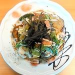 イタリア食堂 フクモト - 季節のサラダミスト