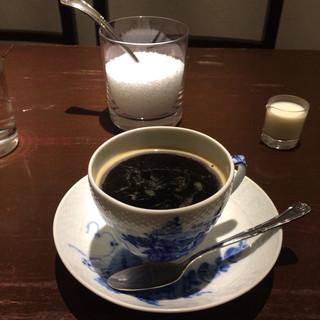 カフェ・ド・カファ - ブレンドコーヒーのイタリアン。 税込550円。 美味し。