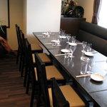 香港料理・リップスティック - 【個室:翡翠】 6~14名様迄ご利用可能 ◆特徴:家族や友人の記念日や誕生日にお使いください。