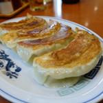 万福食堂 - ジャンボ餃子