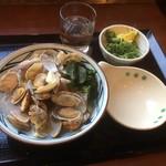 丸亀製麺 - あさりバターうどん並620円
