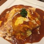 レストラン ティカル - ♪オムライス ¥750