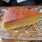 モトマチ喫茶 - チーズケーキ
