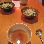 63747680 - スープ&サラダ