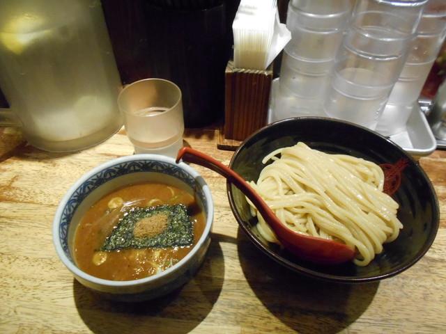 三田製麺所 有楽町店 - つけ麺 並