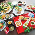 みやまダイニング畔 - 季節の会席料理~みやま~(8品)