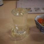 田村食堂 - コップ酒~☆