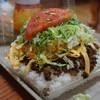 キングタコス - 料理写真:タコライスチーズヤサイ