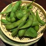 小樽食堂 - 枝豆