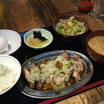 とり家ゑび寿 - 辰っちゃん焼き(ランチ)