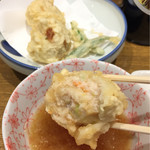 63755027 - 《鶏しんじょうの天ぷら》380円                       2017/3/10