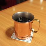 炭焼きレストランさわやか - アイスコーヒー☆