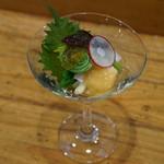 日本料理里乃や - 前菜
