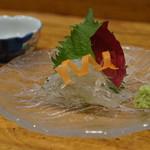 日本料理里乃や - 白魚