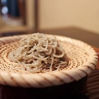 薮蕎麦 宮本 - 料理写真:手挽きそば☆