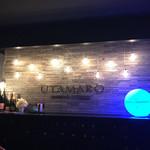UTAMARO - 入口はいってすぐのレジ