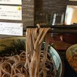 63758508 - 麺アップ