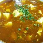 南雲 - 麻婆豆腐麺