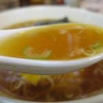 昭島大勝軒 - 中華麺