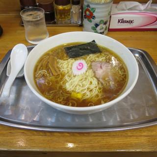 昭島大勝軒 - 料理写真:中華麺
