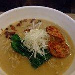 玄菜院 風土 - お子様豆乳玄菜麺!