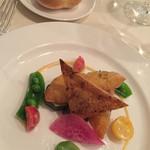 フルール・ド・セル - 真鯛のエスカベッシュ