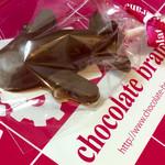チョコレート ブランチ - 伊丹空港の近くということで、飛行機型のロリポップが。当然、ゲットだ。