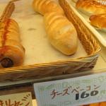 まうすりぃ - チーズベーコン