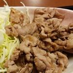 63765973 - 豚肉生姜焼きサイド