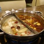 天香回味養生煮 - 料理写真:素晴らしい薬膳スープでした