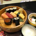 海風亭 寺泊日本海 - お子様寿司 ¥930