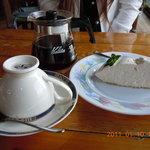 アルゴ - 自家製レアチーズケーキ&いりたてコーヒー