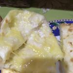 サガルマータ - チーズ2種類?