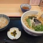 63770800 - 天ぷら定食