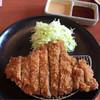 Kinnotsuru - 料理写真:特選ロースかつ定食