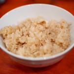 63773060 - だし炊きご飯(無料)