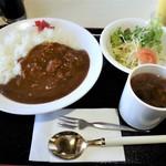 サンパール - 朝カレー 500円