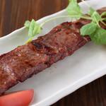 シシケバブ(世界の三大トルコ料理のシシケバブ)