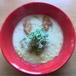 ぺこり - とろり太麺    690円