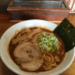 らー麺 きん - 辛らーめん('17/03/11)