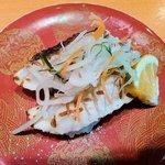 63777394 - 真鯛のあぶりは塩で頂きます。