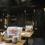 炭焼漁師小屋料理 渋谷東急本店前のひもの屋 -