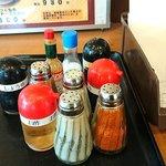 北海道チューボー - 北海道チューボー 八重洲店 調味料類