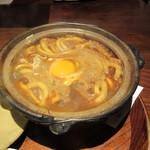 玉丁本店 - 味噌煮込みうどん 1026円