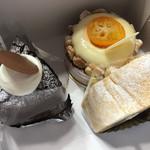 オディール - 購入ケーキ