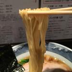 藤堂 - 雫の醤油 麺