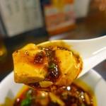 63780516 - 麻婆豆腐美味しい(^^)