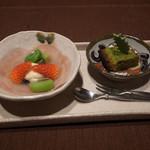 飛騨古川 料亭旅館 八ツ三館 - 水の物