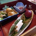 飛騨古川 料亭旅館 八ツ三館 - 朝食